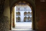 Wawel Courtyard Passage