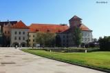 Strolling Wawel Hill