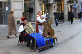 Musicians in Traditional Cracowian Outfits