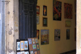 Art Exhibition in the Passage