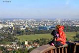 On top of Kosciuszko Mound