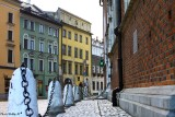 Row Houses next to St. Mary's Basilica