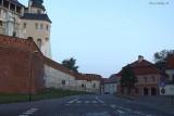 Wawel's Defensive Walls