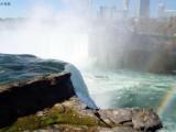 A brief stop at  Niagara Falls in Oct 2008