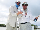 Guide Robin and Angler with Elvis Sunglasses...so funny  3122.jpg