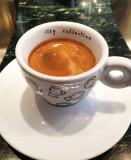 11 Ricky's Ristretto Espresso...The Crema! .JPG