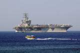 USS CVN 69 Eisenhower