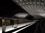 Metro Station Washington D.C.