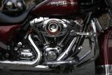Harley Davidson club in New Delhi, India