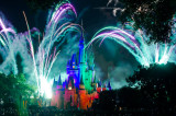 Disney's Magic Kingdom Fireworks