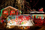 Setti's Christmas Village - Norwalk, CT - December 25, 2011