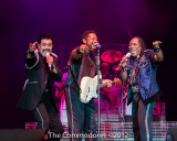 The Commodores - Atlantic City, NJ - July 7, 2012