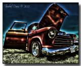 2011 California Poppy Festival & Old Car Show