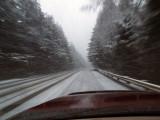 Oh No! Snow!