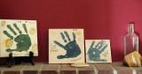 My GrandKids Handprints