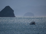 Crab Boat Working Off Port Orford