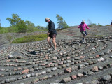 Bengt och Sara i labyrinten