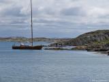En fin tradition är att vi är på Burholmen samtidigt som denna båt.. kika på våra tidigare turer så ser du!