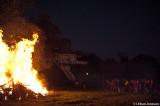 Värmen gjorde att man skulle kunna grilla korv på 5 meters avständ...