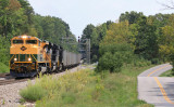 NS 77J at East Waddy, KY
