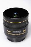 Fisheye Nikon 10.5 mm. f/2.8 DX AF D G #1