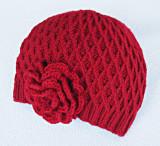 Koolhaas Hat, Flower Added