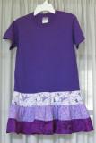 JL's Purple Dress