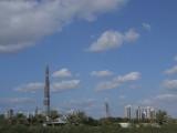 The growing Burj Dubai Skyline.JPG