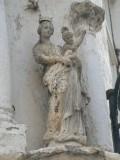 Staande Maria met Kind - Braambergstraat 38