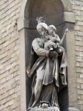 Staande Maria met Kind - Predikherenstraat 14