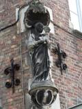 Staande Maria met Kind - Predikherenstraat 40