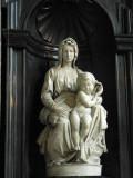 Madonna met kind - Onze Lieve Vrouwekerk