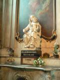 Zittende Maria met Kind - O.L.Vrouwekerk