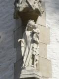 Staande Maria met Kind (koningin) - Walstraat 11