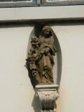 Staande Maria met Kind - Katelijnestraat 43