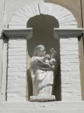 Staande Maria met Kind -  Kleine Heilige Geeststraat