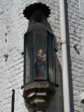 Staande Maria met Kind - Ganzenplein 62