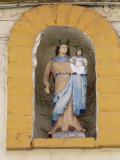 Staande Maria met Kind (Koningin) - Hoogstuk 20