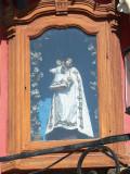 Staande Maria met Kind - Carmersstraat 84