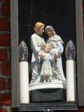 Heilige Familie (detail) - Koopmansstraat 23