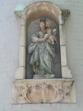 Staande Maria met Kind (Koningin) - Molenmeers 11