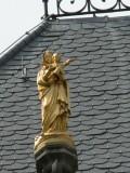 Staande Maria met Kind - Prinsenhof
