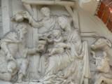 Aanbidding der wijzen (detail) -Twijnstraat 6