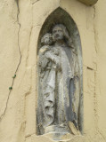 Staande Maria met Kind - Collaert Mansionstraat 4