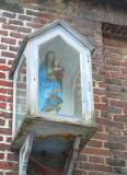 Staande Maria met Kind - Kleine Nieuwstraat 10-12