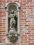 Staande Maria met Kind - Sterstraat 38
