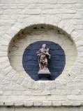 Staande Maria met Kind - Raamstraat 36