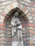 Genthof 9  - Onderwijzende Anna