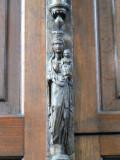 Sint-Annakerk - Staande Maria met Kind