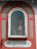 Speelmansstraat  - O.L.V. van La Salette